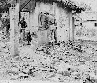 Battle of Binh Ba SVN 1969 (AWM BEL690387VN)