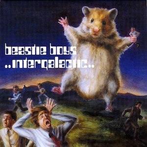 Intergalactic (song) - Image: Beastie Boys Intergalactic Single