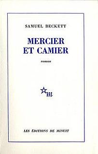 <i>Mercier and Camier</i> book by Samuel Beckett