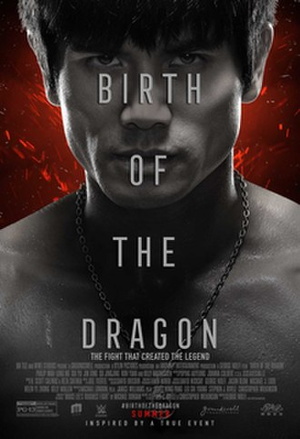 Birth of the Dragon - Theatrical release poster