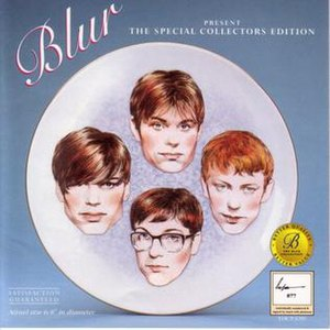 The Special Collectors Edition - Image: Blur special cover