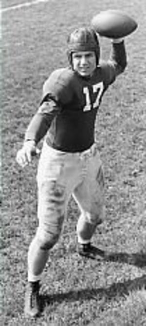 Bob Cowan - Cowan during his Indiana University career