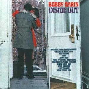 Inside Out (Bobby Darin album) - Image: Bobby Darin Inside Out