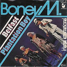 Boney M. - Belfast (studio acapella)