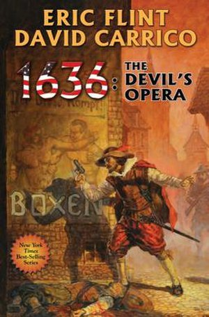 1636: The Devil's Opera - Image: Book cover 1636 The Devil's Opera