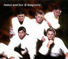 Boyzone — Father and Son (studio acapella)