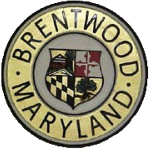 Brentwood, Maryland - Image: Brentwood MD Town Seal