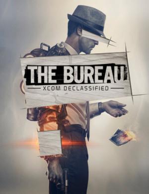 The Bureau: XCOM Declassified - Image: Bureau XCOM Declassified cover