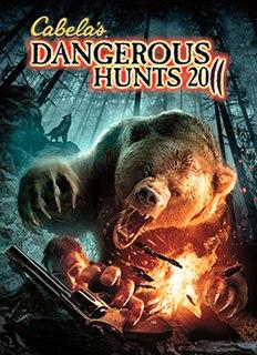 <i>Cabelas Dangerous Hunts 2011</i>