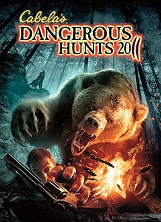 Cabela's Dangerous Hunts 2011 - Image: Cabelas Dangerous Hunts 2011