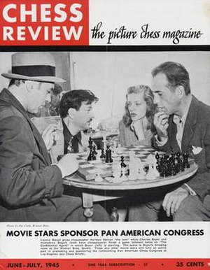 Chess Review - Chess Review, June 1945
