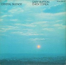 220px Chick Corea Crystal Silence album Four decades of good vibrations (Gary Burton talks about his duo with Chick Corea)