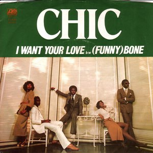 I Want Your Love (Chic song) - Image: Chicwantyourlove