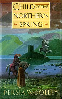 <i>Child of the Northern Spring</i> 1987 book by Persia Woolley