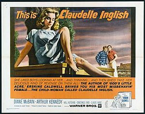 Claudelle Inglish - Original film poster
