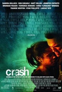 <i>Crash</i> (2004 film) 2004 film by Paul Haggis