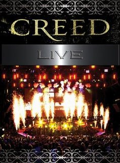 <i>Creed Live</i> 2009 video by Creed
