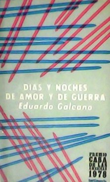 <i>Days and Nights of Love and War</i> book by Eduardo Galeano