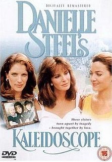 <i>Kaleidoscope</i> (1990 film) 1990 made-for-tv romantic drama film directed by Jud Taylor