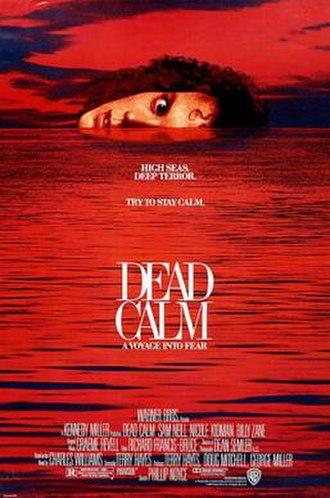 Dead Calm (film) - Dead Calm poster
