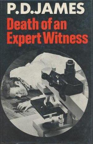 Death of an Expert Witness - First edition
