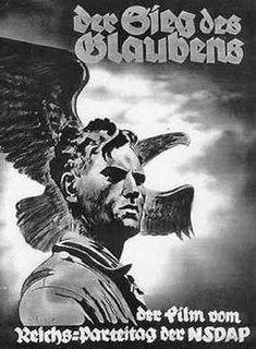 <i>The Victory of Faith</i> 1933 propaganda film by Leni Riefenstahl