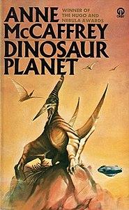 <i>Dinosaur Planet</i> (novel) book by Anne McCaffrey