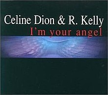 Celine Dion and R. Kelly — I'm Your Angel (studio acapella)