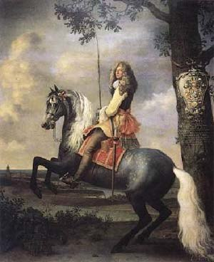 Dirck Tulp - Potter's portrait of Tulp in 1653