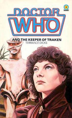 The Keeper of Traken - Image: Doctor Who and the Keeper of Traken
