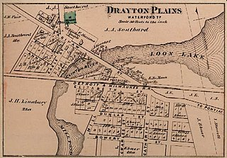 Drayton Plains, Michigan Unincorporated Community in Michigan, United States