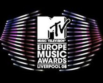 2008 MTV Europe Music Awards - Image: EMA2008LOGO