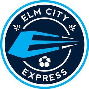 Elm City Express - Image: Elm city express logo