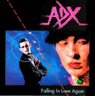 Falling in Love Again (Can't Help It) - Image: Falling In Love Again