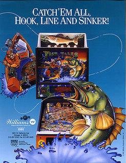 <i>Fish Tales</i> (pinball)