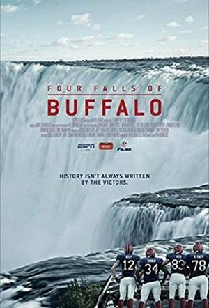 Four Falls of Buffalo - Image: Four Falls of Buffalo poster