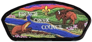 French Creek Council - Image: French Creek Council CSP