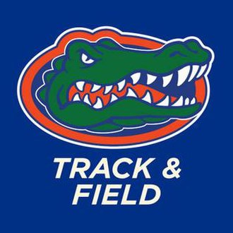 Florida Gators track and field - Image: Gators track & field logo