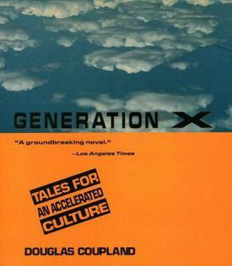 Generation X: Tales for an Accelerated Culture - Image: Generation X