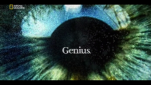 Genius (U.S. TV series) - Image: Genius US series title card