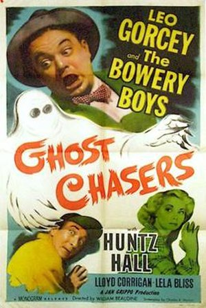Ghost Chasers - Theatrical release poster