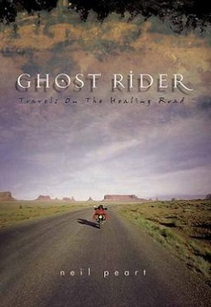 Ghost Rider: Travels on the Healing Road - Image: Ghost Rider book