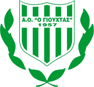 Giouchtas F.C. Football club