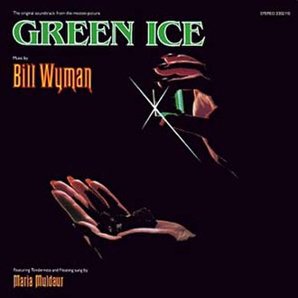 Green Ice (soundtrack) - Image: Green Ice (soundtrack)
