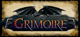 <i>Grimoire: Heralds of the Winged Exemplar</i>
