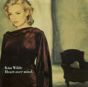 Heart over Mind (song) - Image: Heart Over Mind Kim Wilde