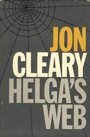Helga's Web - First UK edition