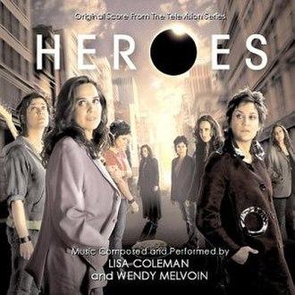 Music of Heroes - Image: Heroes Original Score