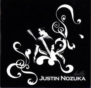 <i>Holly</i> (album) 2007 studio album by Justin Nozuka