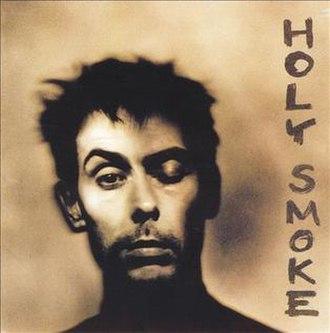 Holy Smoke (Peter Murphy album) - Image: Holy Smoke Peter Murphy